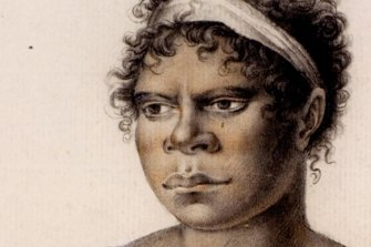 Patyegarang, who is credited with preserving indigenous language after the arrival of the First Fleet.