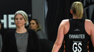 Magpies players must be wondering about the future of their coach, Kristy Keppich-Birrell, as well as their own.