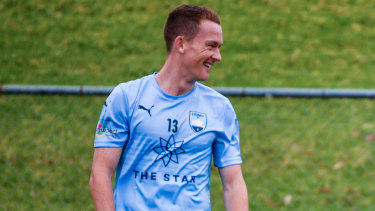 Brandon O'Neill is focused on daily training and not European interest.