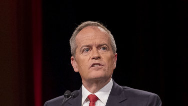 Bill Shorten is yet to detail how a Labor government would raise wages.