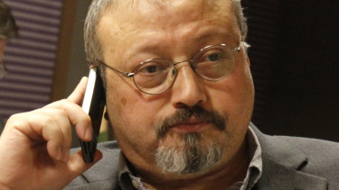 Saudi journalist Jamal Khashoggi was an outspoken critic of the Saudi regime.