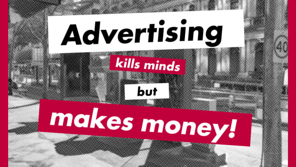 We need to fight back against Telstra's advertising onslaught