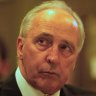 Paul Keating praises Donald Trump as 'surprisingly good' at foreign policy