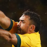 Wallabies yet to call Kerevi, Rodda as Parling builds lineout from ground up