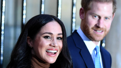 Is 'Megxit' the royals' greatest feminist act?