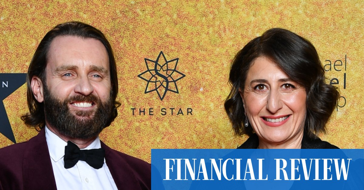 On the red carpet at Hamilton's Sydney premiere – The Australian Financial Review