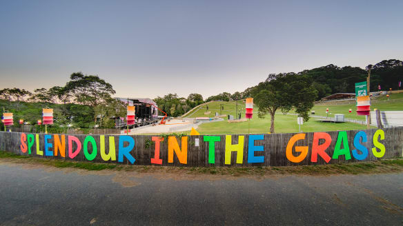 Aussie artists front and centre at this weekend's Splendour in the Grass