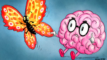 Listen to those butterflies in your gut - or follow your head?