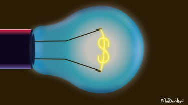 Lightbulb moment: Taking a few minutes to check which type of electricity contract you are on could save you hundreds of dollars each year.