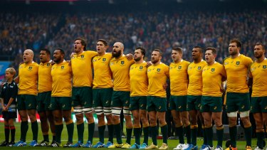 The Wallabies came within a whisker of picking up an extra $100,000 if they won the 2015 Rugby World Cup.