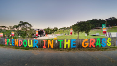 "Splendour in the Grass organisers have urged ticket-holders to ""hold onto your tickets"" for the new dates at North Byron Parklands."