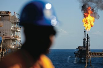 The oil field will add to Mexico's significant off-shore oil deposits.