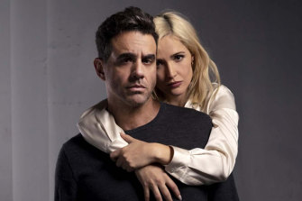 Rose Byrne and Bobby Cannavale starred in Euripides' Medea, directed by Simon Stone, at the Brooklyn Academy of Music.