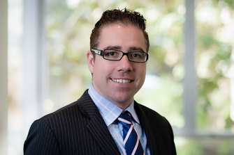 Sydney lawyer Nathan Buckley of G&B Lawyers has been accused of peddling misinformation about COVID-19.