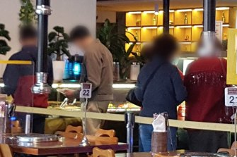 The Butchers Buffet Korean BBQ restaurant in Strathfield is among 23 new venues fined for breaching COVID-19 restrictions.
