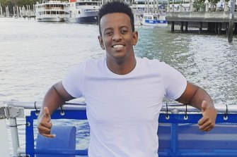 """MrMekonnen was remembered as a """"sweet, kind boy""""."""