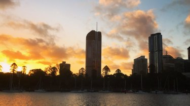Brisbane is in for a hot start to the week.