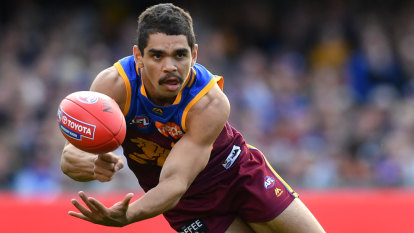 Making a point: Lions hang on for another victory at the Gabba
