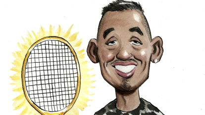 Win or lose, sit back and enjoy the ride with Kyrgios
