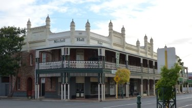 The hotel is going for less than the price of an average Perth home.