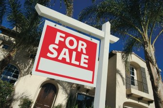 House values reached a record high through January despite a low supply of homes for sale.