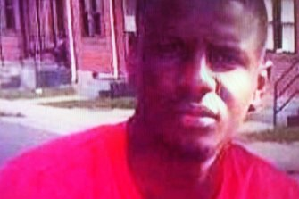 Died in police custody in Baltimore in 2015: 25-year-old Freddie Gray's death was ruled a homicide and six police officers were charged. The charges were subsequently dropped.