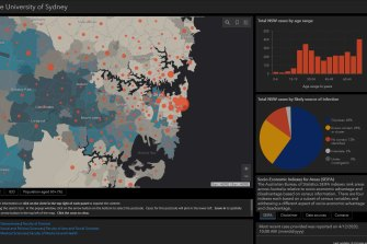 The Sydney university database.