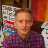 After 50 years, Peter Tatchell still has plenty to fight for