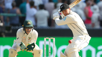 TV umpires' decisions being rushed, says Ponting after Black Caps opener spared