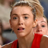 NSW Swifts suffer shock loss to Queensland Firebirds