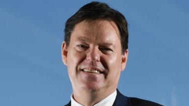 Lendlease chief executive Steve McCann.