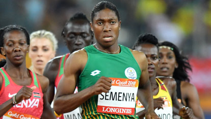 Olympic champion Caster Semenya loses appeal against IAAF testosterone rules