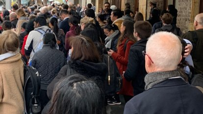 Train services returning to normal after day of delays, queues and chaos