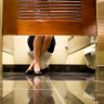 'Is it really going to destroy your career?': Shame and the work bathroom