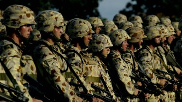 Defence force members are among the least likely to be living in the same suburb in 2016 as they were in 2011.