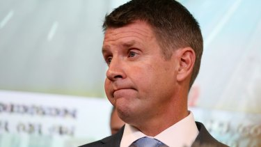 When former premier Mike Baird first said he would commit $1.6 billion to new stadiums, he said a new governing body would be established to run stadium infrastructure.