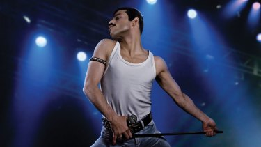 Rami Malek's turn as rock icon Freddie Mercury was not without its challenges.