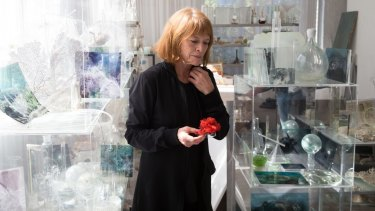 An exhibition of works by Janet Laurence, pictured in 2015, will also be shown at the MCA in 2019.