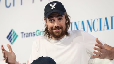 "Atlassian boss Mike Cannon-Brookes called the Prime Minister's video message ""bullshit""."