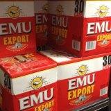 A perennial favourite: Emu Export.