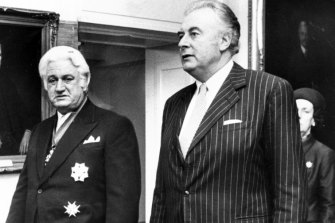Kerr and Queen's Dismissal letters public, not personal: Whitlam biographer