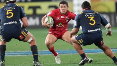 Reds to Red Hill: Izaia Perese is understood to have signed with Broncos affiliate the Redcliffe Dolphins.
