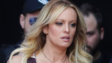 Stormy Daniels is now free to disclose details of her hush money payments.
