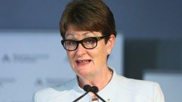 Former Telstra chairman Catherine Livingstone.