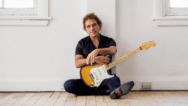 Ian Moss is celebrating 30 years of his Matchbook album with a tour.