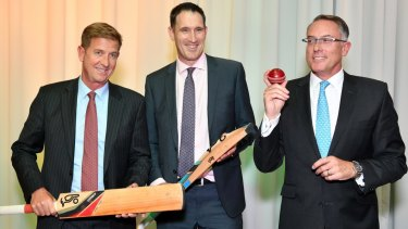 Tim Worner, James Sutherland and Patrick Delany are the big winners from the cricket rights deal.