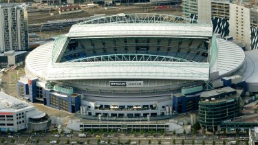Etihad Stadium will receive significant funds for upgrades.