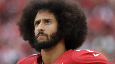 Colin Kaepernick has been frozen out of the NFL, but now he's starring in a new campaign for Nike.