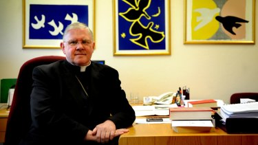 """We have not sought concessions to discriminate against students or teachers based on their sexuality, gender identity or relationship status"": Archbishop Mark Coleridge."