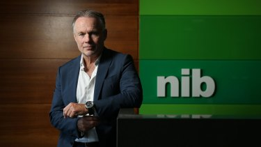 NIB chief executive Mark Fitzgibbon said there was space to revisit risk equalisation policies.